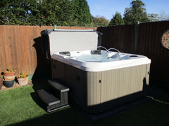 Hot Tub Installation for Routledge