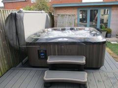 Hot Tub Installation for Schofield