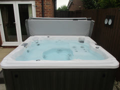 Hot Tub Installation for monks