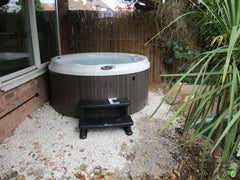 Hot Tub Installation for Crawford