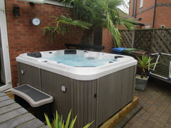 Hot Tub Installation for tasker