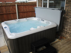 Hot Tub Installation for mitchenson
