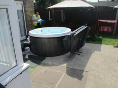 Hot Tub Installation for fairburn