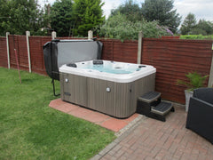 Hot Tub Installation for norton