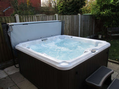 Hot Tub Installation for Potter