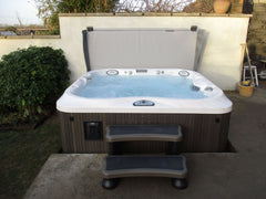 Hot Tub Installation for Raines