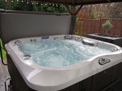 Hot Tub Installation for Clarke