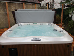 Hot Tub Installation for Pettit