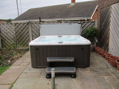 Hot Tub Installation for Culley