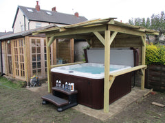 Hot Tub Installation for England