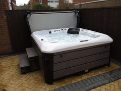 Hot Tub Installation for Flintoft