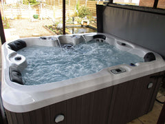 Hot Tub Installation for Barber