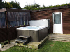 Hot Tub Installation for Harrison