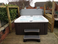 Hot Tub Installation for Firth