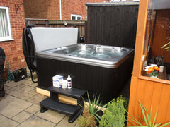 Hot Tub Installation for Sinclair