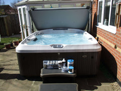 Hot Tub Installation for Sykes