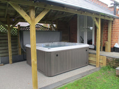 Hot Tub Installation for Cheshire