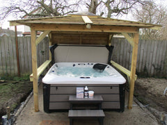 Hot Tub Installation for Witcomb