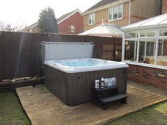 Hot Tub Installation for Maultby