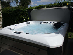 Hot Tub Installation for Smith