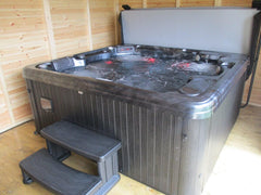 Hot Tub Installation for Spivey