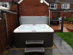 Hot Tub Installation for Chapman
