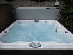 Hot Tub Installation for Bugg