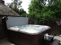 Hot Tub Installation for Boal