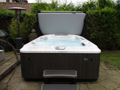 Hot Tub Installation for Richardson