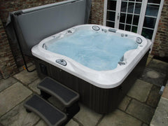 Hot Tub Installation for Rose