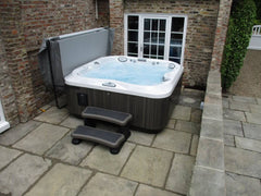 Hot Tub Installation for Wheater
