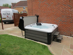Hot Tub Installation for Bone