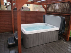 Hot Tub Installation for McBride