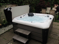 Hot Tub Installation for Naisbett