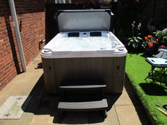 Hot Tub Installation for Clegg