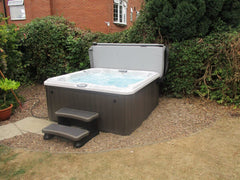Hot Tub Installation for Cook