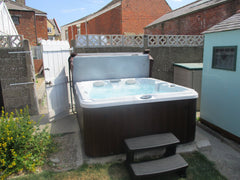 Hot Tub Installation for Berry