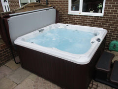 Hot Tub Installation for Reilly