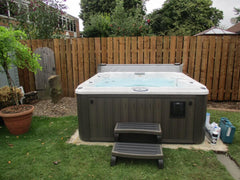 Hot Tub Installation for Allenby