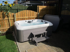 Hot Tub Installation for Mobbs