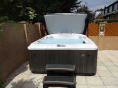 Hot Tub Installation for Burton