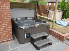 Hot Tub Installation for Johnston