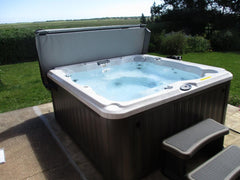 Hot Tub Installation for Conner