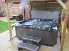 Hot Tub Installation for Burns