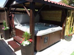 Hot Tub Installation for Knowles