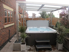 Hot Tub Installation for Bevan