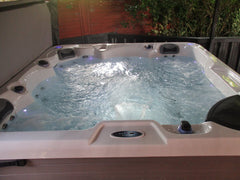 Hot Tub Installation for Locke