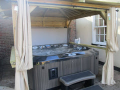Hot Tub Installation for Chadwick
