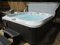 Hot Tub Installation for Dickinson