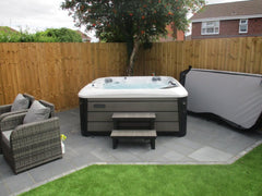 Hot Tub Installation for Maddison